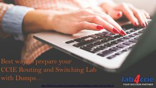 CCIE Routing and Switching Lab Dumps