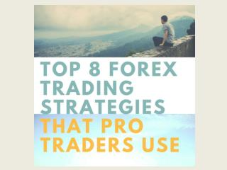 Top 8 Online Trading Strategies
