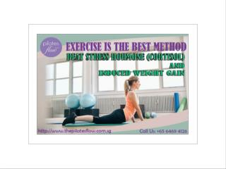 Pilates Workout Sessions in Singapore