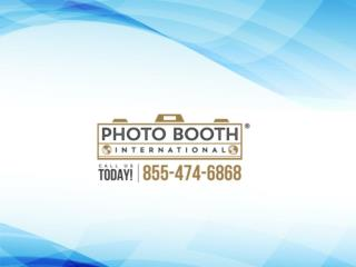 Affordable Photo Booth For Sale | Photo Booth International