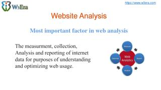 website analysis service
