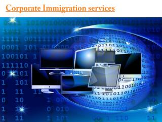 Canada visa services for corporate