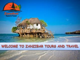 Zanzibar Tours And Travel