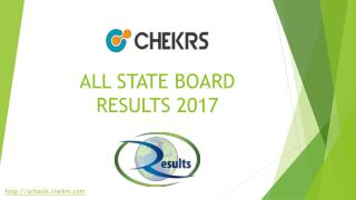 RBSE 10th Results