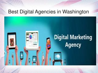 Best Digital Agencies in Washington