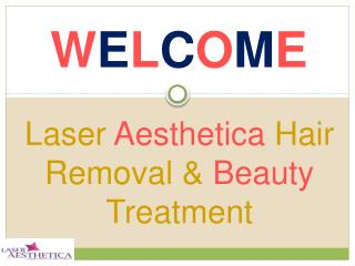 The best laser hair removal clinic in Londn