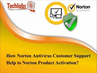 How Norton Antivirus Customer Support help to Norton product Activation?