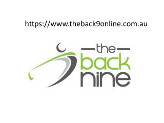 theback9online | Golf Tournament Gifts | The Back Nine