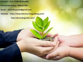 The Professional Seed Funding Consultation Services in Jaipur
