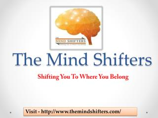 Career Counselling Programs in Singapore - The Mind Shifters