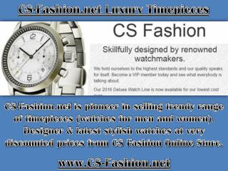 CS-fashion.net Unique Quality luxury Watches
