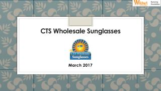 Looking for Wholesale Rhinestone Sunglasses