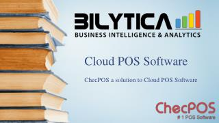 Cloud POS Software for Retail Business