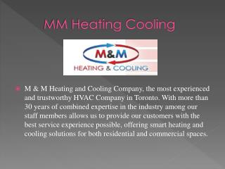 MM Heating Cooling