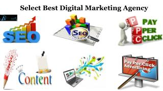 Select Best Digital Marketing Company