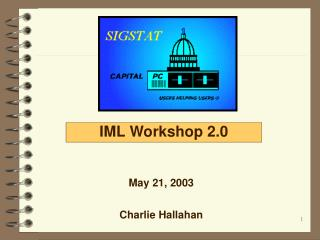 IML Workshop 2.0