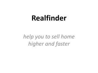 Realfinder