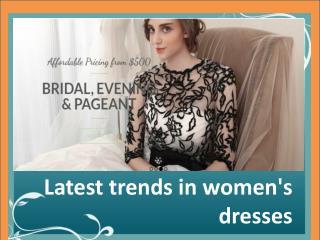 Get plus size custom wedding dresses from Darius Cordell