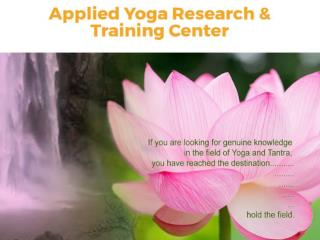 Applied Yoga Training and Research Center in Rishikesh