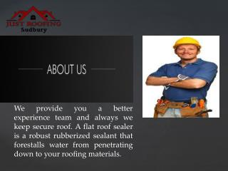 Flat Roof Inspections