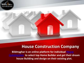 Find Best House Construction Company in Surat | BuildMyGhar