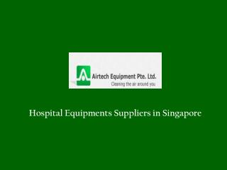 Hospital Equipments Suppliers