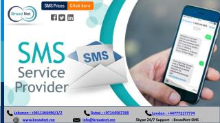 How to Choose an SMS Service Provider?