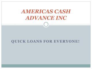 Cash Advance Loans in Missouri