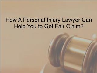 Hire Leading New York Personal Injury Law Firm