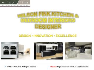 Kitchen Showrooms North East London - Wilson Fink