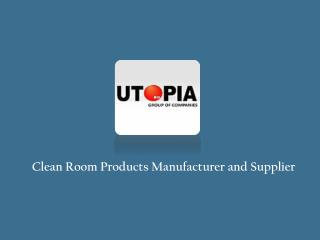 Cleanroom Products Manufacturer Singapore