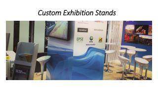 Custom Exhibition Stands - extruct.co.za