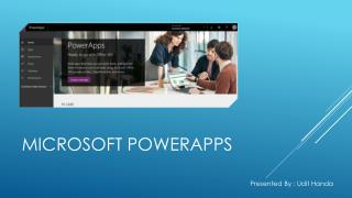 what is powerapps