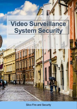 Video Surveillance System Security