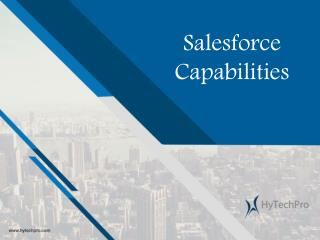 Transform your enterprise with Salesforce consulting and customization for media, marketing, income, advert operations a