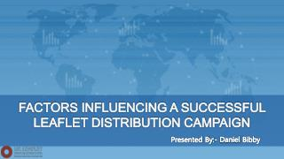 Factors Influencing A Successful Leaflet Distribution Campaign