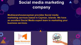 Digital marketing agency services
