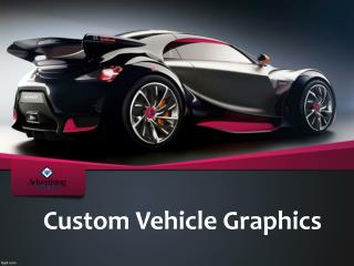 Custom Vehicle Graphics By Leading Provider of Vehicle Graphics