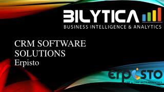 CRM Software Solutions for Enterprises
