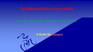 quickbooks error code 614482