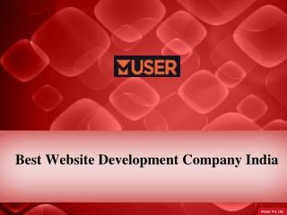 Best Website Development Company India