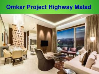 Omkar Project Highway New Upcoming Luxury Property in Mumbai