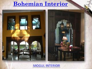 Ppt Bohemian Interior Powerpoint Presentation Free Download Id 7583400