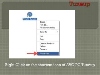 How To Uninstall AVG PC Tuneup?