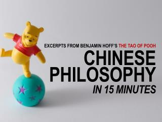 Taoism, Buddhism, & Confucianism in 15 Minutes