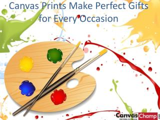 Decorate your Home With Canvas Prints
