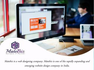 Choose Matebiz Website Design Company For Better Design