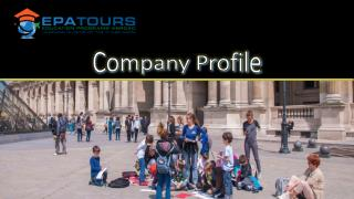 EPA Tours Company Profile