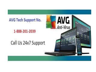 Get instant solution for AVG Antivirus by calling 24*7 customer support
