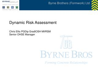 Byrne Brothers (Formwork) Ltd